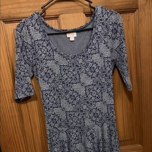 Lularoe Nicole size medium. Good used condition.